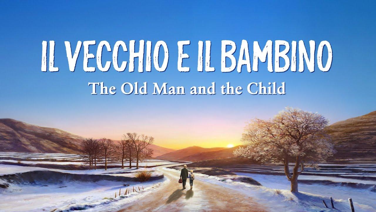 """Spettacolo teatrale completo """"Il vecchio e il bambino"""" - aumenta la fede in Dio durante le avversità"""