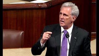 Baixar Kevin McCarthy Praises ICE Agents, Slams Democrats' Push to Abolish