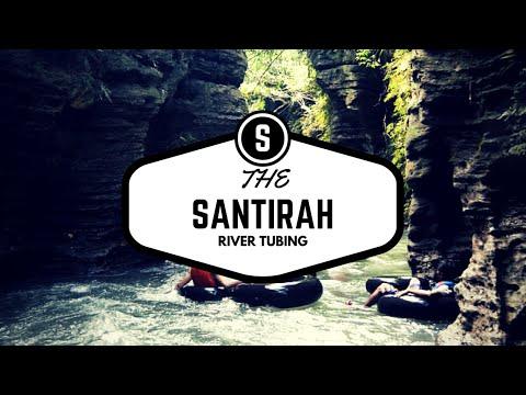 The Crew - Santirah River Tubing Bersama Pemandu Se Pangandaran