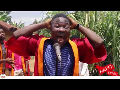 Woli Agba - Funny Greetings Vol 15
