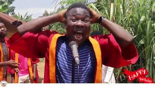 FUNNY GREETINGS by WOLI AGBA Vol  15