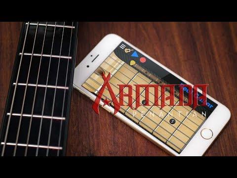 Armada - Penantian | Real Guitar