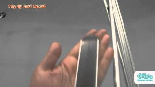 Мобильный выставочный стенд Рор Up JusT Up 3х3(Дополнительная информация: Зонтичный (Pop Up) стенд. 3х3 секции. Скругленный, с возможностью трансформации..., 2014-06-04T08:28:06.000Z)