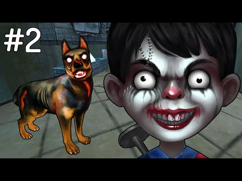 GRANNY KA BETA - Scary Child Game #2 | Android Full Gameplay