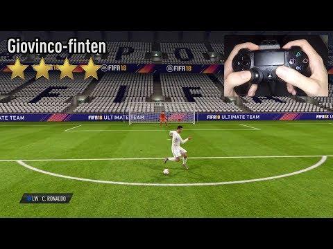 LÄR DIG DRIBBLA SOM ETT PROFFS I FIFA 18