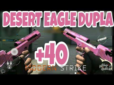 MSO, DESERT EAGLE DUPLA +40... TA MONSTRA!!!