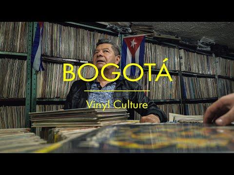 Vinyl Culture: Bogotá