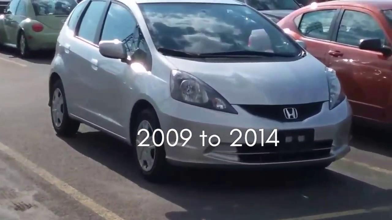 2007 honda fit user manual