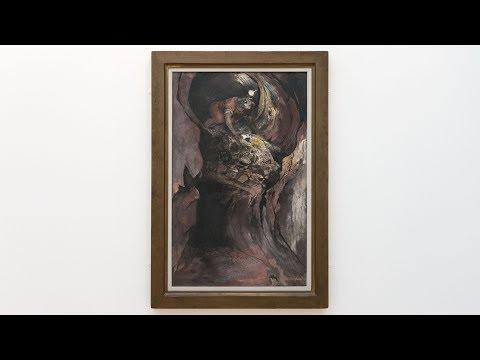 Graham Sutherland - Tin Mine: Emerging Miner - Leeds Art Gallery - January 2018