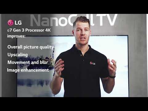 LG NANO 91 Product Video (English)
