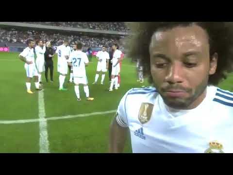 El Real Madrid vs MLS All Stars, desde la óptica del árbitro