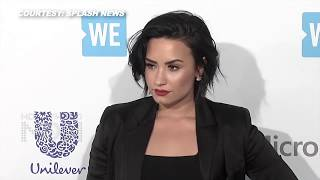 Demi Lovato Heroin Overdose, Hospitalized And Stable