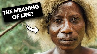 Asking Hunter-Gatherers Life's Toughest Questions