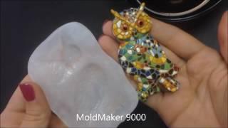 Материал многоразовый для создания молдов FL 01 0101 Fleur MoldMaker 9000