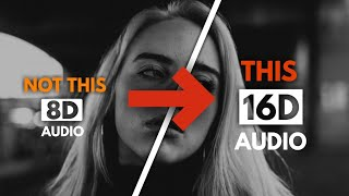 Billie Eilish - you should see me in a crown (16 Audio)