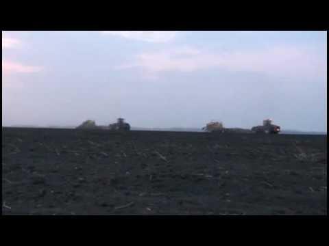 Large Scale Air Seeding - Saratov Region, Russia