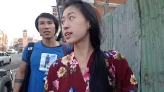 น้องแป้งแกล้งพี่อันแน่ถ่ายคลิปที่เมืองพิวอูวิน pyin oo lwin