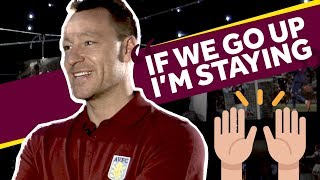 Photobooth: In-depth John Terry interview