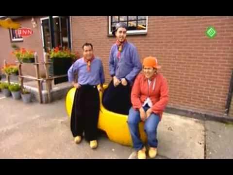 Nederland, Amsterdam, inburg turk, rapper Humor