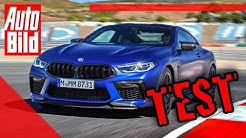 BMW M8 Competition (2019): Auto - Coupé - Cabrio - Track - Test