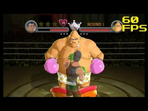 4. [60 FPS] King Hippo (Contender) - Punch-Out!! (Wii)