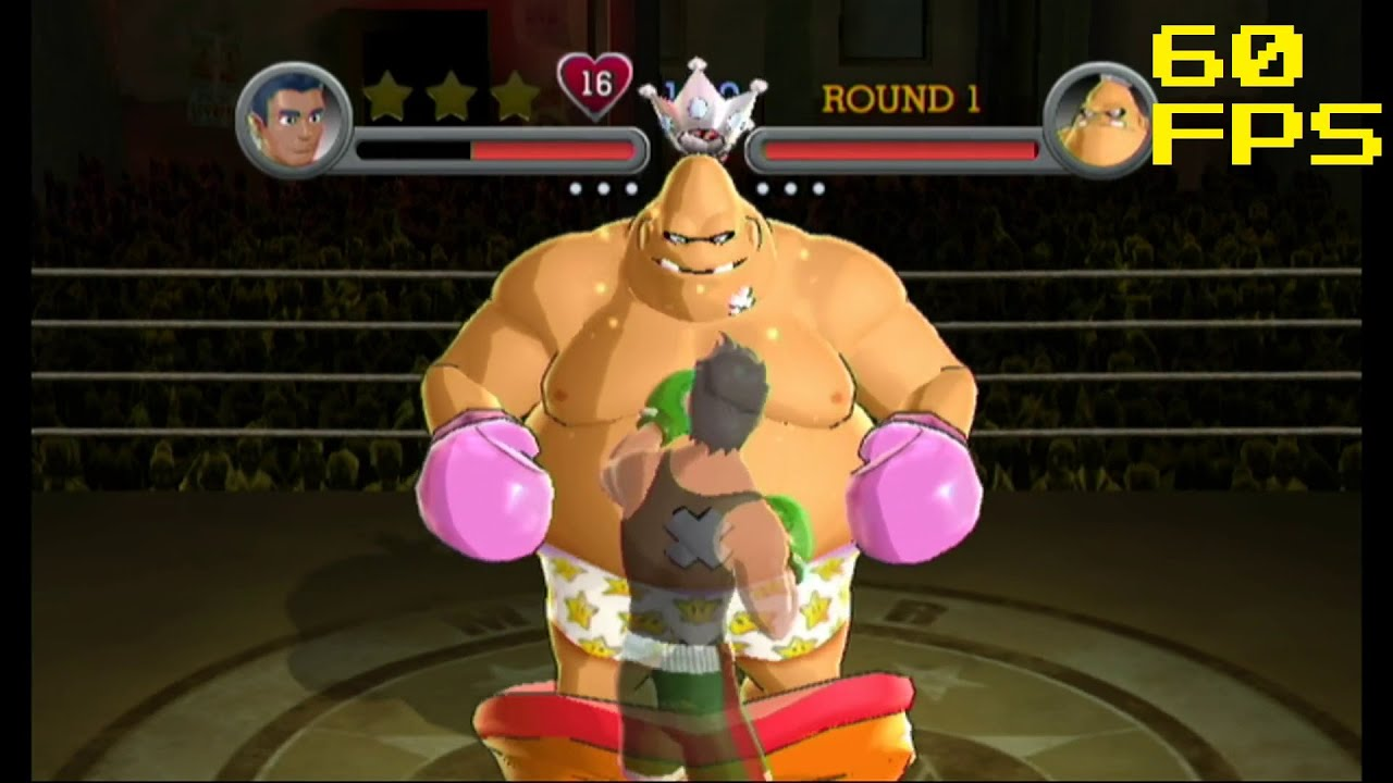 Punch Out Wii Soda Popinski : Fps king hippo contender punch out wii