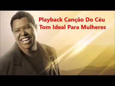Playback Anderson Freire Canção do Céu Tom Ideal Para Mulheres