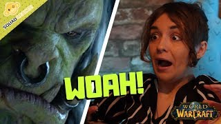 WORLD OF WARCRAFT EVERYTHING IS LOST! | Trailer Reaction