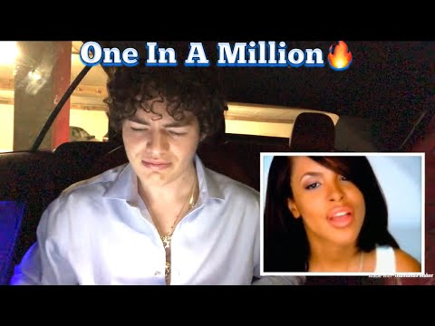 TEENAGER (REACTS) To Aaliyah - One In A Million 🔥