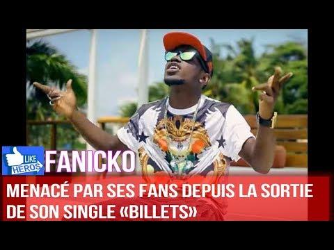 Fanicko menacé par ses fans depuis la sortie de son single «Billets»