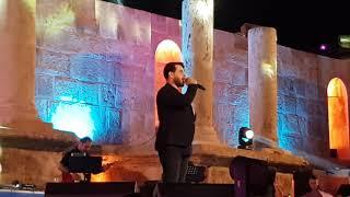 ادهم نابلسي - انا حدا ما بينتسى - مهرجان المدرج الروماني في الأردن