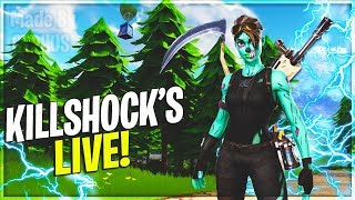 🔴Pro Controller Player // 2700+ Wins // Use Code: KillshockHD (Fortnite Battle Royale)