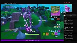 Fortnite sit your little sexy ass down and watch yourself get killed with me op dragon