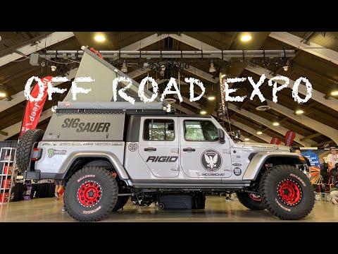 "OFF-ROAD EXPO 2019 POMONA CALIFORNIA USA ""walk Around"""