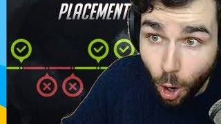 Season 5 PLACEMENT MATCHES | Overwatch Road To Top 500 - Ep.79