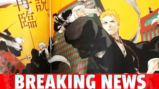 BLEACH NEW BREATHES FROM HELL MANGA + SEQUEL AFTER CLIFFHANGER!?!?