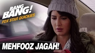 Subscribe to FoxStarHindi YouTube channel Here : http://goo.gl/tq91n6 Hrithik Roshan would have already informed Katrina about the Mehfoof Jagah, She is ...