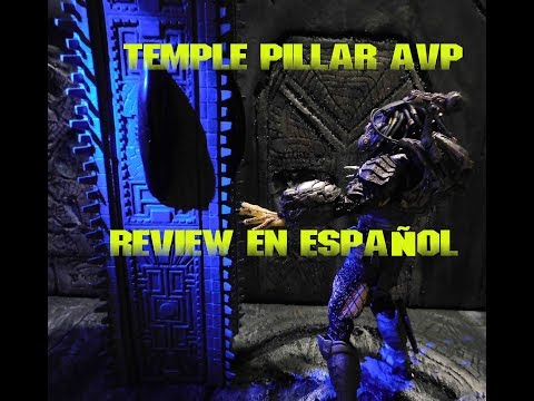 NECA TEMPLE PILLAR AVP REVIEW EN ESPAÑOL