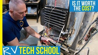 Going to RV Tech School (Is It Worth the Money??)