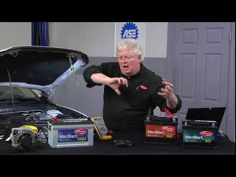 How to Charge and Test Absorbed Glass Mat (AGM) Batteries
