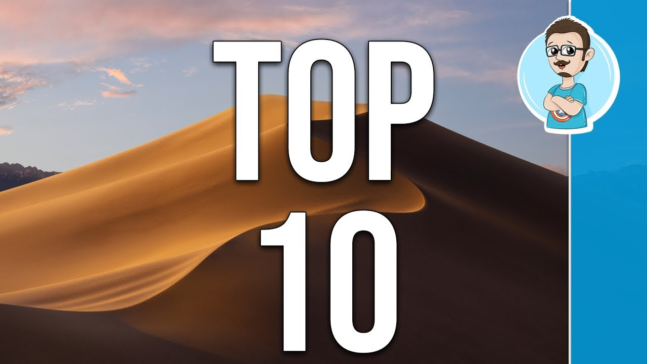 Download macOS 10.14 Mojave | Top 10 New Features!