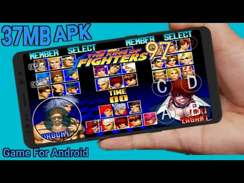 [APK] Download The King Of Fighters 97 Plus Game For Android Devices | Urdu/Hindi |By Arcade Android