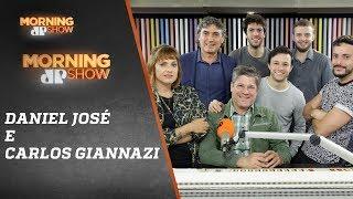 Daniel José (NOVO) e Carlos Giannazi (PSOL) - Morning Show - 30/05/19