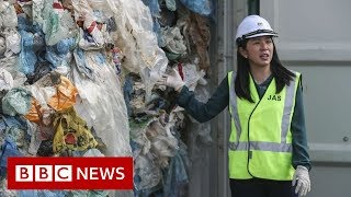 Malaysia to send back imported waste - BBC News