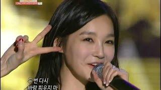 【TVPP】Davichi - Greetings + War and Love, 다비치 - 인사말 + 사랑과 전쟁 @ Beautiful Concert