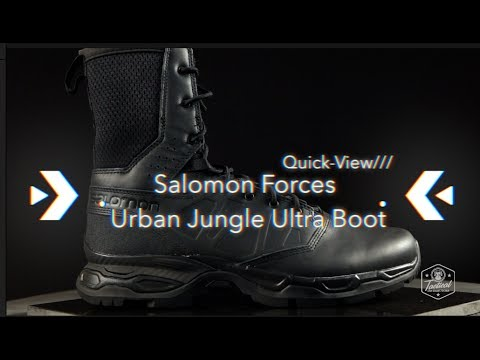 huge selection of 90438 7df91 Urban Jungle Ultra Boots - Salomon