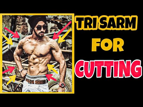 TRI SARMS   For Cutting     3 In 1  SARM   Best Cutting Cycle