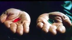 Matrix - Rote oder Blaue Pille - Freiheit oder Sklaverei