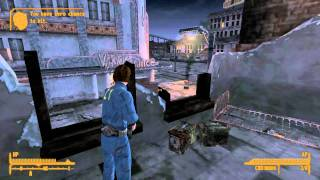 Fallout New Vegas PC Gameplay HD #4