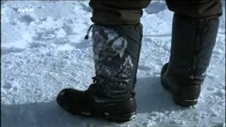 Muschelsuche im arktischen Eis - 1/3 - Dokumentation